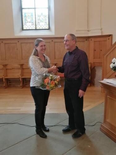 Beatrice und Roland Gratulation